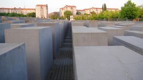 Memorial to the Murdered Jews of Europe, also known as the Holocaust Memorial