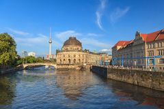 Museum island - Berlin - Germany Royalty Free Stock Images