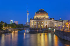 Bode Museum - Berlin - Germany Stock Image