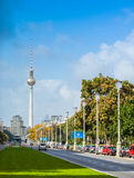 Berlin, Germany. Overview. TV Tower Stock Photography