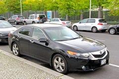 Acura TL royalty free stock photos