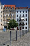 Berlin, Germany. Street view of the old city center Royalty Free Stock Images