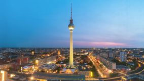 Berlin Germany Time Lapse metrajes