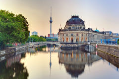 Bode Museum - Berlin - Germany Royalty Free Stock Photography