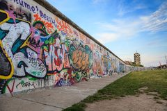 Berlin Wall - Germany Stock Photos