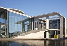 Berlin Government District fotografía de archivo