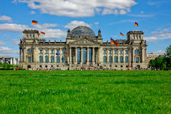 Berlin Government District  Stock Images