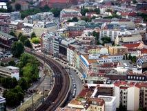 Berlin-Hackescher Markt Stockfotos