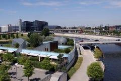 Berlin Hauptbahnhof Stock Images