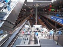 Berlin Hauptbahnhof Stock Image