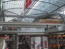 Berlin Hauptbahnhof Royalty Free Stock Photo