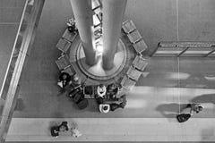 Berlin Hauptbahnhof Platform Stock Image