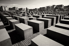 Free Berlin, Holocaust Monument Royalty Free Stock Photo - 16709465