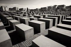 Berlin, Holocaustdenkmal Lizenzfreies Stockfoto