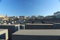 berlin holokaust memorial zdjęcia stock
