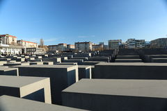 berlin holokaust memorial fotografia royalty free