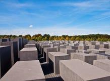 berlin holokausta zabytek Obraz Royalty Free