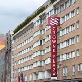 Berlin hotel Royalty Free Stock Photo