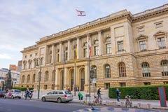 Berlin House van Vertegenwoordigers stock foto