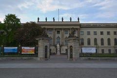 Berlin Humboldt University Royalty Free Stock Photos