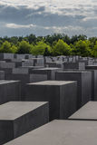 Berlin Jewish monument Royalty Free Stock Photography