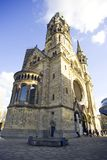 Berlin Kaiser Wilhelm Church  memorial Protestantism Royalty Free Stock Photography