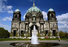 berlin katedra Obrazy Royalty Free