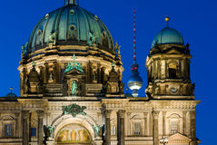 berlin katedra Germany Obrazy Royalty Free