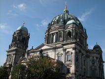 Berlin-Kathedrale Stockbild