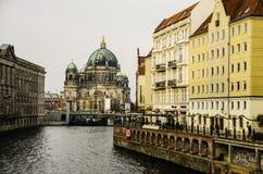 Berlin-Kathedrale Stockfoto