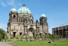 Berlin-Kathedrale (Bewohner von BerlinDom) Lizenzfreie Stockfotos