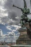 Berlin-Kathedralenkleid Stockfoto