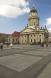 Berlin - Kathedralequadrat Stockfotografie