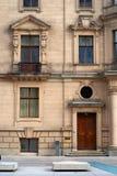 berlin klassisk facade Royaltyfri Foto