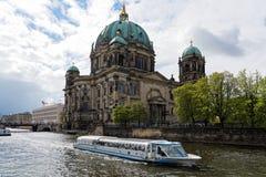 berlin kościół Zdjęcia Royalty Free
