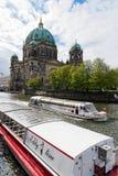 berlin kościół Fotografia Royalty Free