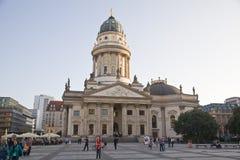 berlin kościelni deutscher dom nowi Obraz Stock