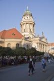 berlin kościelni deutscher dom nowi Fotografia Royalty Free