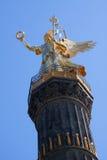 berlin kolonnseger Arkivbild