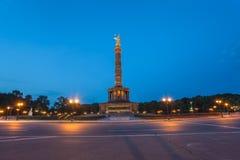 berlin kolonnseger Fotografering för Bildbyråer