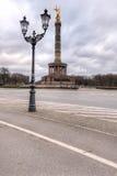berlin kolonnseger Royaltyfri Foto