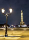 berlin kolonnseger Arkivfoto