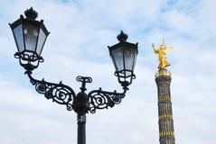 berlin kolumny zwycięstwo Fotografia Royalty Free