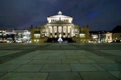 berlin konzerthaus Royaltyfria Bilder