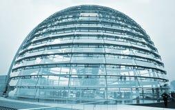 berlin kopuły reichstag zdjęcia stock