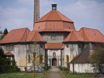 berlin krematorium Arkivfoto