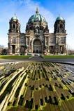 berlin kupol Royaltyfri Bild