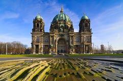 berlin kupol germany Royaltyfri Fotografi