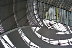 berlin kupol s Arkivfoto