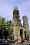 berlin kyrkliga germany Royaltyfria Foton